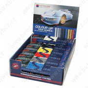 380H BOXMIX 24box� po 8barv�ch samolep�c�ho z�va��