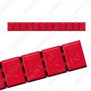 380H-BOX6ks- �ERVEN� 60g Zn(12x5g) samolep. z�va��