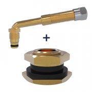 TRJ650-03 ventil bezdušový pro pneumatiky EM,stavební pr.20,5mm