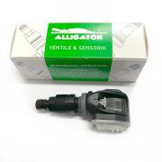 AL-15 Sens.it ONE-Černý programovatelný senzor tlaku v pneu s ALU ventilem 434/315Mhz ALLIGATOR