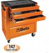 2400E6/C17 BETA vozík na nářadí +146ks nářadí