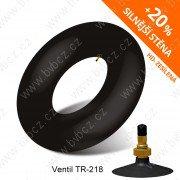 12,5/14,5/80-18HD ventil TR218A zesílená duše pro agro,stavební,lesní pneumatiky KABAT