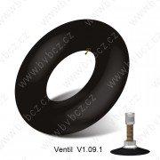 3,50-19HD ventil V1.09.1 duše pro motocrossové pneumatiky zesílená stěna KABAT