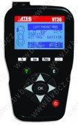 ATEQ VT36  univerzální diagnostika senzoru