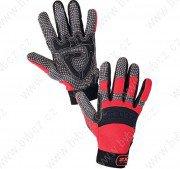SHARK CXS kombinované pracovní PROFI rukavice  vel.9/11