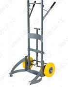 WINNTEC-11 s pkaou vozík (rudl) na pneumatiky nosnost 200kg