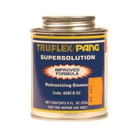 608F/8oz Supersolution vulkanizační cement pro duše a pneu 235ml PANG