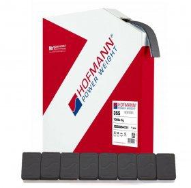 355R-Titan-šedá 5kg Roll Fe (1000x5g) samolepící závaží pro alu disky osobní HOFMANN