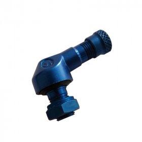 SM-02 pr.8,3mm ALU ventil bezdušový moto-modry