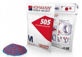 505-XL 350g vyvažovací granulát pro nákladní,autobusové pneumatiky HOFMANN
