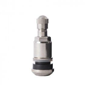 525MSD-Chromový ventil bezdušový pro osobní,VAN/ALU/ocel disk pr.11,5mm