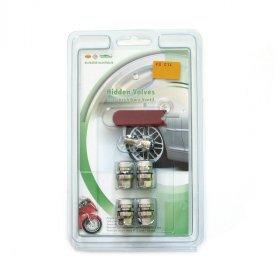 59-0472 sada 4ks bezdušových ventilu pro ALU disk (skrytých) pr.11,5mm  ALLIGATOR