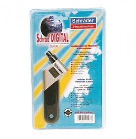 Digitální pneuměřič 0,35-10bar Schrader