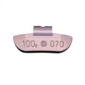 70STORNEX 100g Pb závaží nákladní dušový ocelvý disk venkovní strana TATRA/LIAZ