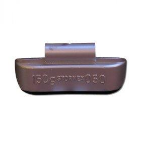 """50STORNEX 150g Pb závaží nákladní bezdušový ocelový disk 20-22,5"""" TRUCK/BUS"""