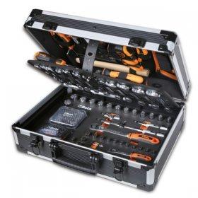 2056E/E-20 Sada 163ks nářadí a příslušenství v kufříku BETA EASY