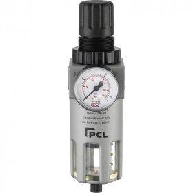 """ATC12 filtr,regulátor úprava vzduchu 0,12bar ,1/2"""" PCL"""