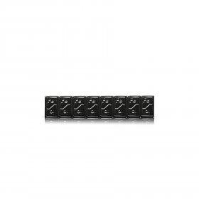 355-Černá 60g Fe (12 x5g) samolepící závaží pro alu disk osobní HOFMANN