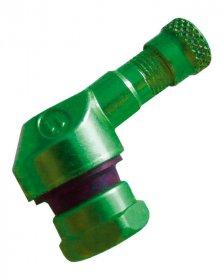 SM-10 pr.11,3mm ALU ventil bezdušový moto-zelený