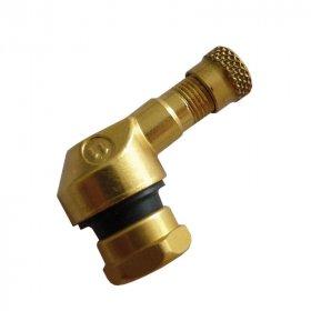 SM-06 pr.11,3mm ALU ventil bezdušový moto-zlatý
