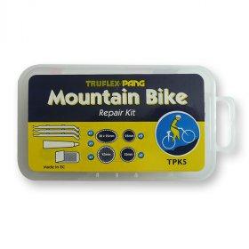 TPK5 opravná sada na duše Bike +3ks mont.páka