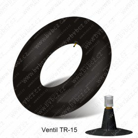 10,0/75-15,3 ventil TR15 duše pro agro,stavební,lesní pneumatiky KABAT