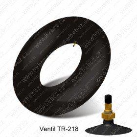 10,0/80-18 ventil TR218A duše pro agro,stavební,lesní pneumatiky KABAT