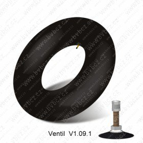 3,25/3,50-16 ventil V1.09.1 duše pro moto pneumatiky KABAT