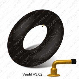 7,50-15 ventil V3.02.8 duše pro nákladní pneumatiky KABAT