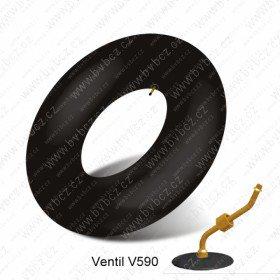 15,00-21HD ventil V590 duše pro vojenské nákladní pneumatiky KABAT