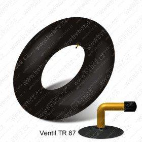4,00-10 ventil TR87 duše pro průmyslové,zahradní pneumatiky KABAT
