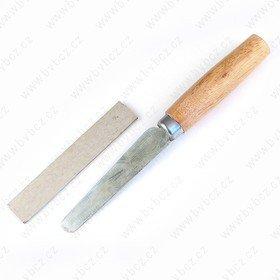 942 Nůž ohebný (kulatý) k řezání pryže