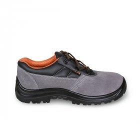 7246BK semišové prforované pracovní boty BETA EN20345 ISO2011 SP1SRC
