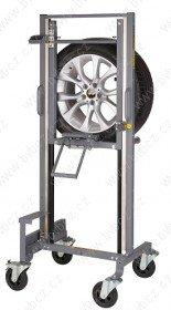 WINNTEC-9 servisní vozík osobních kol