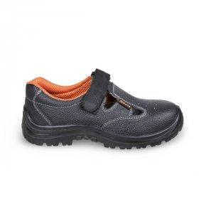 7247BK kožené perforované pracovní sandály BETA EN20345 ISO2011 SP1SRC  BETA