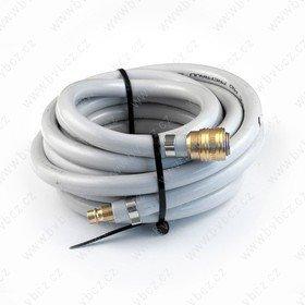 Elastic 9-5R vzduchová hadice rovná 5m pr.9mm