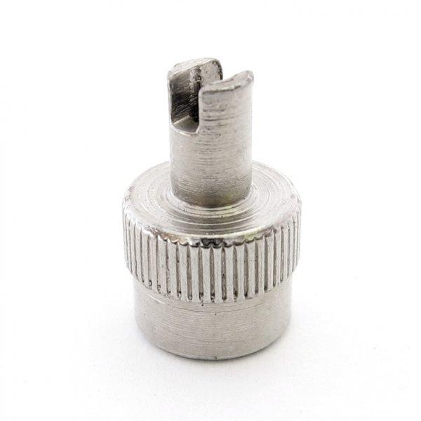 GP3-04 ventilová čepička kovová  C-cap