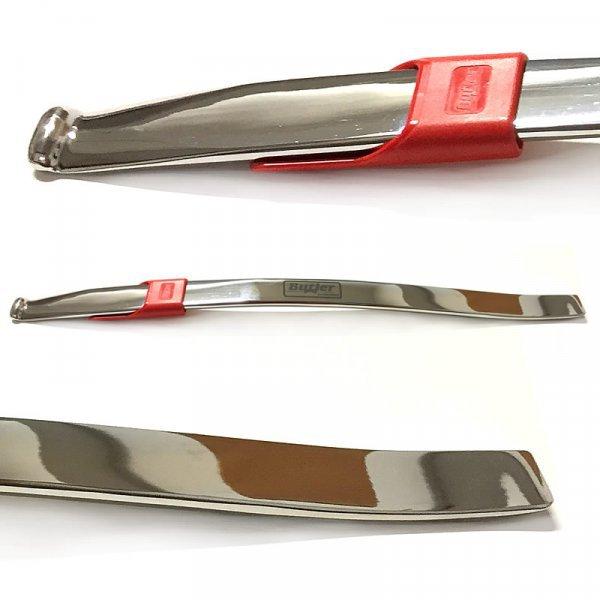 BUTLER speciální montážní páka osobní chrom 490mm