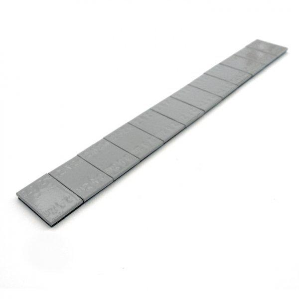 372-Šedá 30g Fe(12x2,5g) extranízké samolepící závaží pro alu disky osobní