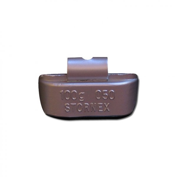 """50STORNEX 100g Pb závaží nákladní bezdušový ocelový disk 20-22,5"""" TRUCK/BUS"""