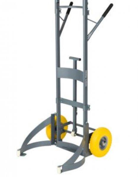 WINNTEC-11 s pákou vozík (rudl) na pneumatiky nosnost 200kg