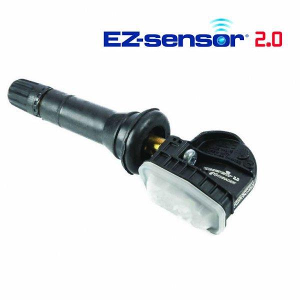 EZ-02 EZ-sensor 2.0 programovatelný senzor tlaku v pneu 433Mhz pryžový ventil Schrader