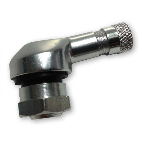 SM-09 pr.11,3mm ALU ventil bezdušový moto-stříbrný