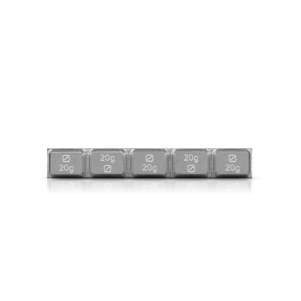 550H-100g Pb 5x20g závaží nákladní samolepící pro ALU disk HOFMANN