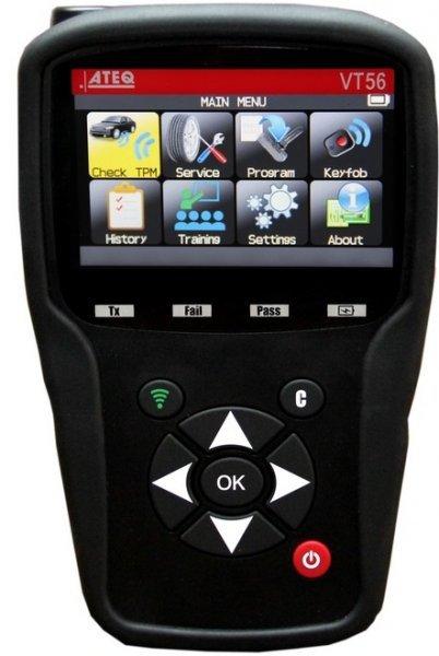 ATEQ VT56 OBDII programovací a diagnostický nástroj TPMS