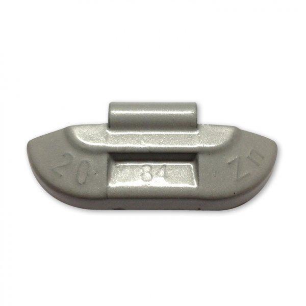 84-Šedá 20g Zn vyvažovací závaží osobní ocel disk-lakované PERFECT