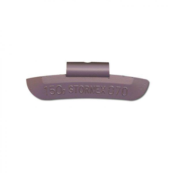 70STORNEX 150g Pb závaží nákladní dušový ocelvý disk venkovní strana TATRA/LIAZ