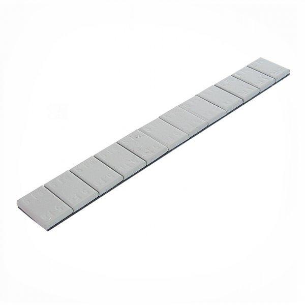 397FL Šedá 60g(12x5g)  Fe samolepící závaží pro alu disky osobní PERFECT