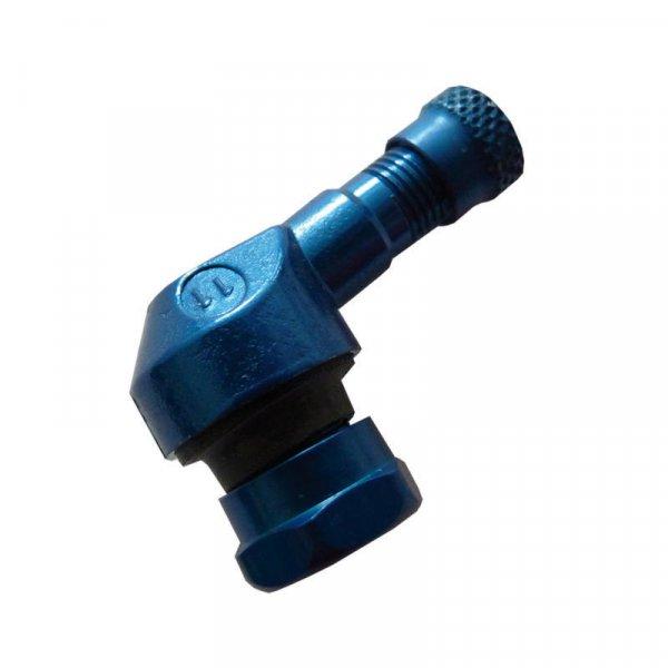 SM-05 pr.11,3mm ALU ventil bezdušový moto-modrý