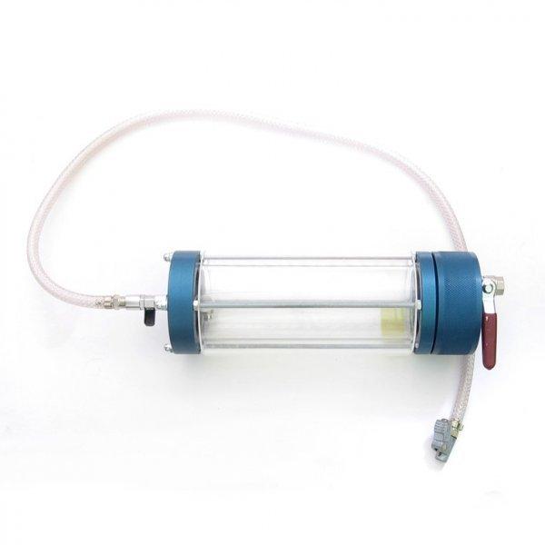 EB Injector - aplikační plnička na vyvažovací prášek